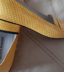 Cipele od zmijske kože