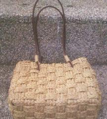 Pletena torbica (letnja)