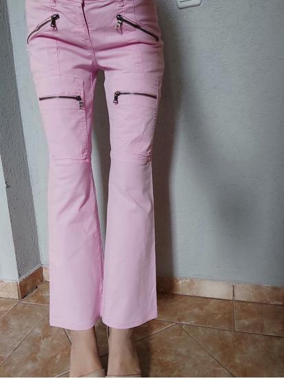 GUESS pantalone,puder roze 7/8