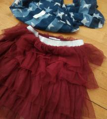 Suknja i esarpa