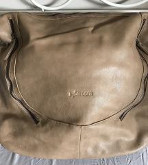 velika kozna torba-za pelene