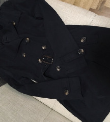 🍂 Crni mantil-kaput