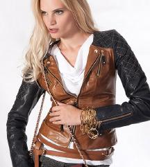 Mona jakna od prave koze M KAO NOVA