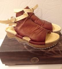 Kožne sandale, NOVO