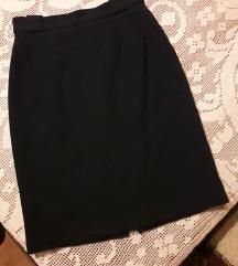 Paris teget pencil suknja kao nova