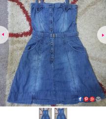 Teksas haljina SNIZENJE