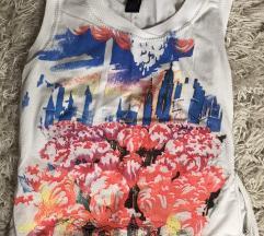 Majica ROBERTO CAVALLI sa printom