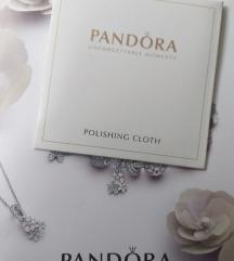PANDORA krpica za poliranje srebra