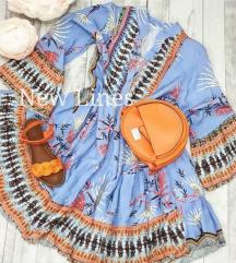 Letnja sarena haljina