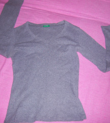 Siva majica BENETTON