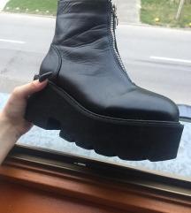 M.D.F goth cipele br 37