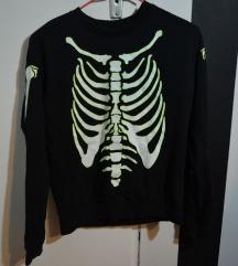 H&M skeleton duks