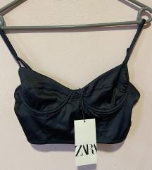 Nov Zara svilenkasti top