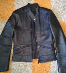 Kozna jakna-LEDER