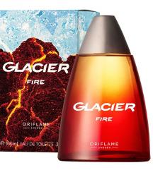 Glacier Fire NOVO!