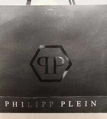 Philipp Plein kesa+ kožna etiketa original
