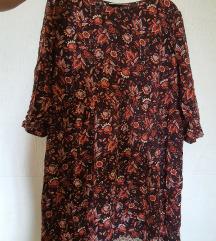 Šarena haljina vintage