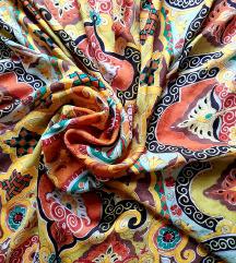 ETRO svilena marama (100% svila)-Original
