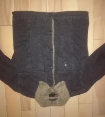 DIESEL savrsena zenska jakna sa krznom