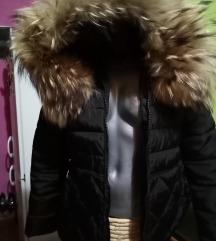 Crna duga jakna