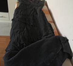 Skupa nemacka MAXI haljina HALLHUBER, SVILA