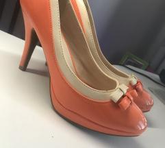 cipele na stiklu orange novo