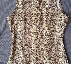 Majica - zmijski print