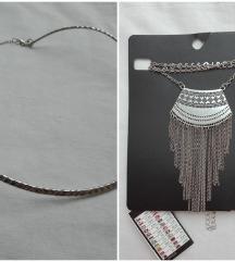 New Yorker ogrlice - cena za obe