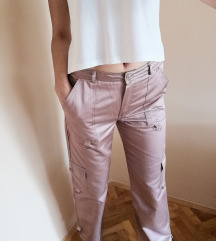 Satenske pantalone