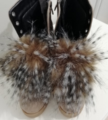 Duboke cipele NOVO