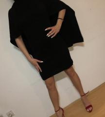Crna konačna haljina