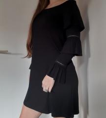 black boho haljina ♡