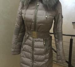 Perjana jakna-prirodno krzno