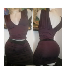 Komplet suknja + majica XS/S SNIZENO SA 1500