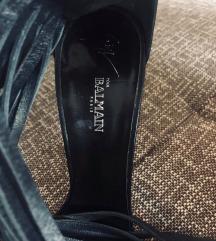 BALMAIN sandale od koze