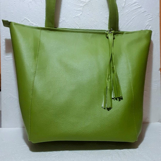 Nova zelena torba