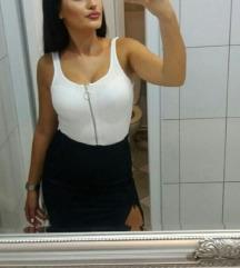 Top majica bershka