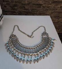 Crystal Choker ogrlica