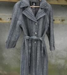Vintage vuneni kaput M/L