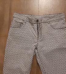 Prelepe CALLIOPE pantalone - dzins, M, NOVO