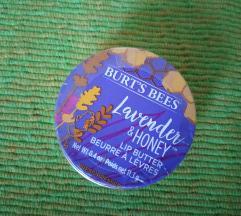 Burt's bees lip butter -NOVO