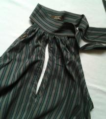 SNIŽENOOO! P.S fashion prelepa duža haljina,M/L.