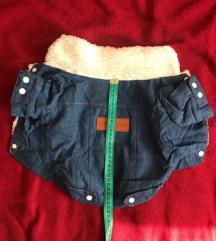 NOVO! Topla jaknica za pse M