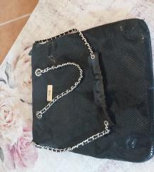 Kroko crna mona torba