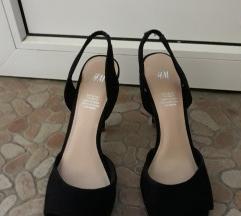 AKCIJA H&M crne sandale