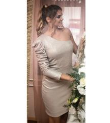 Svečana haljina na jedno rame