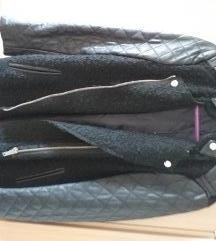 Zara kozni kaput jakna