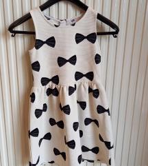 H&M haljina za devojcice  6-8g SNIZENO%%%