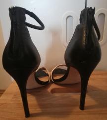 Zara kožne sandale br. 40