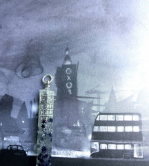 Gloomy London